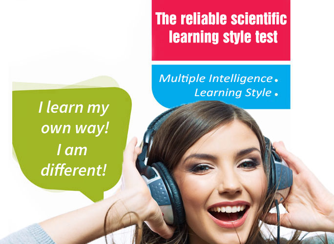 Test for learning styles for adult s